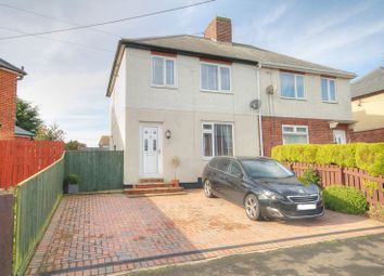Thumbnail 3 bed semi-detached house for sale in Elizabeth Street, Widdrington, Morpeth