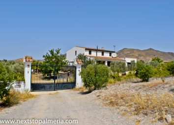 Thumbnail 4 bed country house for sale in Uleila Del Campo, Uleila Del Campo, Almería, Andalusia, Spain