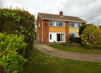 Thumbnail 3 bed property for sale in Kennedy Rise, Walesby, Nottinghamshire