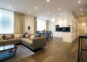 Thumbnail 2 bed flat to rent in St Mary Abbots Court, Kensington, London