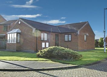 Thumbnail 3 bed detached bungalow for sale in Churchill Rise, Burstwick, Hull