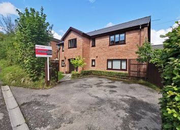 Thumbnail 4 bedroom detached house for sale in Heolgerrig, Merthyr Tydfil