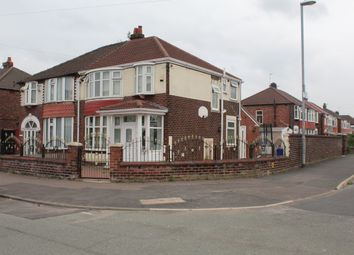 Thumbnail 3 bed semi-detached house for sale in Manley Road, Manchester
