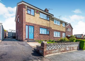 Thumbnail Semi-detached house for sale in Shelley Road, Wellingborough
