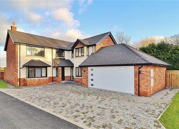 Thumbnail 5 bed property for sale in Bridge View Close, Preston
