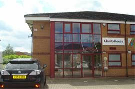 Thumbnail Office for sale in Unit 41, Commerce Road, Tyndall Court, Peterborough, Lincs