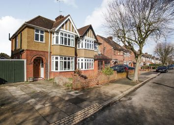 Thumbnail 3 bed semi-detached house for sale in Wychwood Avenue, Luton