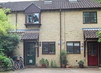 Thumbnail 2 bedroom end terrace house to rent in Poplar Road, Histon, Cambridge
