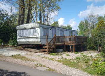 Thumbnail 2 bed mobile/park home for sale in Beauport Holiday Park, The Ridge West, St. Leonards-On-Sea