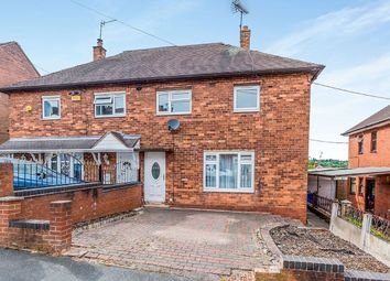 Thumbnail 4 bed semi-detached house for sale in Coseley Street, Smallthorne, Stoke-On-Trent