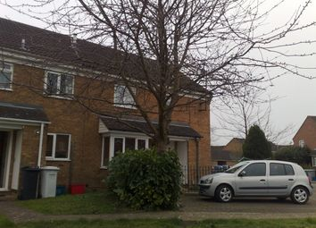 Thumbnail 2 bed town house to rent in Brambleside Court, Brambleside, Kettering