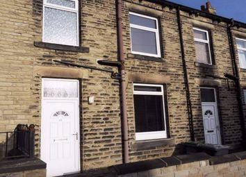 Thumbnail 1 bed terraced house to rent in Lee Green, Mirfield, West Yorkshire