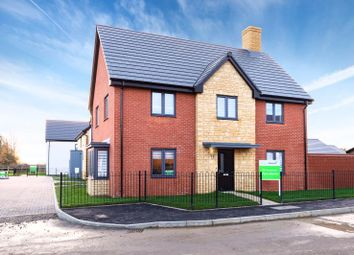 Thumbnail 4 bed semi-detached house for sale in The Somerton, Plot 114, Lakeview, Colwell Green, Witney