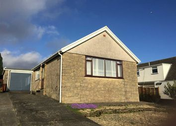 Thumbnail 3 bed detached bungalow for sale in Hilltop, Swiss Valley, Llanelli