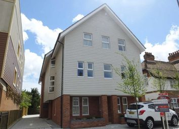Thumbnail 2 bedroom flat to rent in Lymington Road, Highcliffe, Christchurch