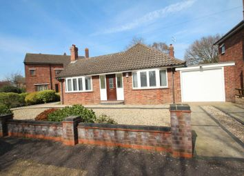 Thumbnail 3 bedroom detached bungalow for sale in Mansel Drive, Old Catton, Norwich
