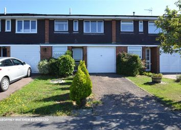 Thumbnail 3 bed terraced house for sale in Morningtons, Harlow, Essex