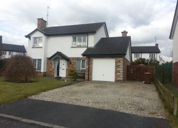 Thumbnail 4 bed detached house to rent in Weavers Lodge, Donaghcloney, Craigavon