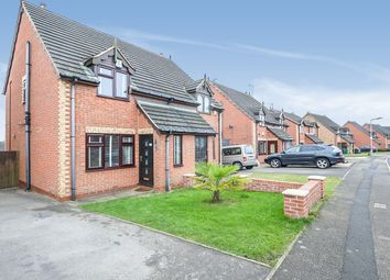 Thumbnail 2 bed semi-detached house for sale in Waleswood View, Aston, Sheffield, South Yorkshire