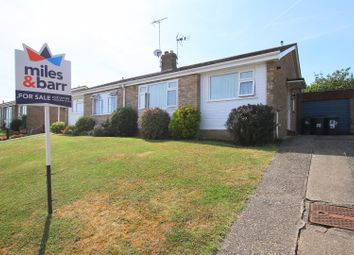 Thumbnail 2 bedroom semi-detached bungalow for sale in Shearwater Avenue, Seasalter, Whitstable