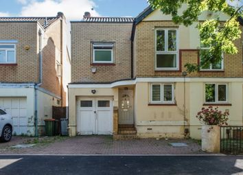 3 bed semi-detached house for sale in Redstart Close, London E6