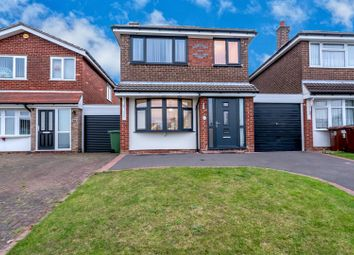 Thumbnail 3 bed link-detached house for sale in Dugdale Close, Heath Hayes, Cannock