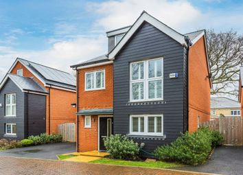 Thumbnail 4 bed detached house for sale in Four Oaks, Oxted