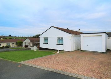 Thumbnail 3 bedroom detached bungalow for sale in Nathan Close, Tretherras, Newquay
