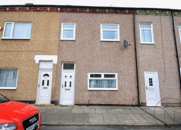 Thumbnail 3 bedroom terraced house for sale in Farrer Street, Darlington