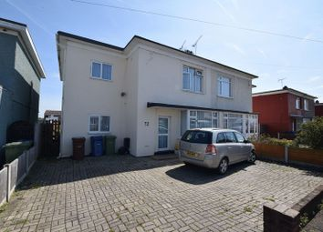 Thumbnail 5 bed semi-detached house for sale in Queen Elizabeth Avenue, East Tilbury, Tilbury