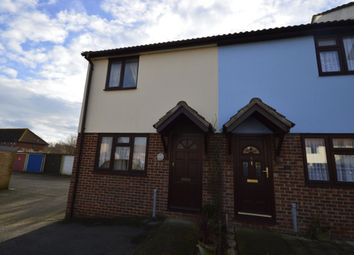 Thumbnail 2 bed semi-detached house to rent in Church Meadow, Sholden, Deal