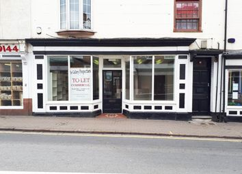 Thumbnail Retail premises to let in Port Street, Evesham