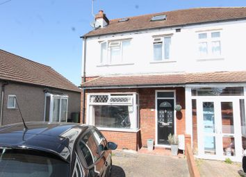 Thumbnail 3 bed semi-detached house for sale in Hilldale Road, Sutton