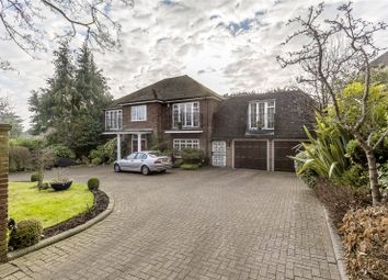 Thumbnail 5 bed detached house for sale in Dennis Lane, Stanmore, Middlesex