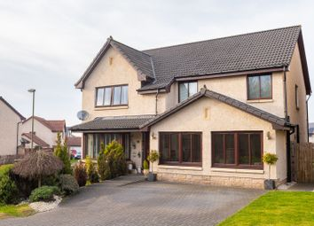 Thumbnail 4 bed detached house for sale in Roman Terrace, Dalkeith