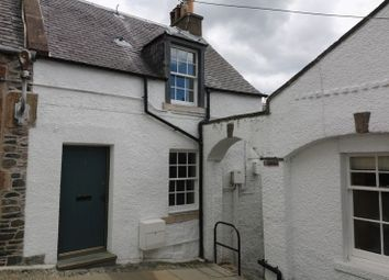 Thumbnail 1 bed cottage for sale in Parliament Square, Peebles