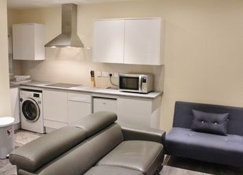 Thumbnail 1 bed flat to rent in Vicarage Farm Road, Heston
