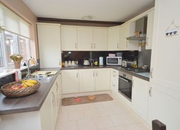 Thumbnail 3 bed semi-detached house for sale in Fairburn Close, Widnes