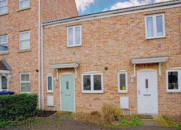 Thumbnail 2 bed terraced house for sale in Robertson Way, Sapley, Huntingdon.