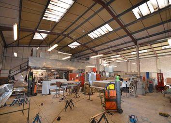 Thumbnail Industrial to let in Three Legged Cross, Wimborne