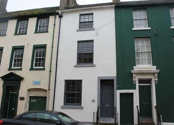 Thumbnail 4 bedroom terraced house for sale in Irish Street, Whitehaven, Cumbria