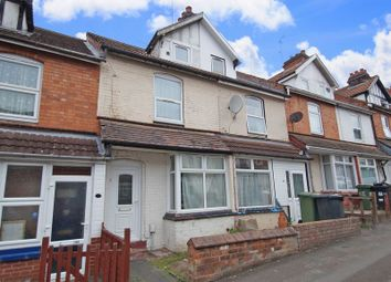 Thumbnail 3 bed terraced house to rent in Marsden Road, Redditch