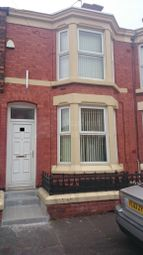 Thumbnail 4 bed terraced house to rent in Kensington, Liverpool