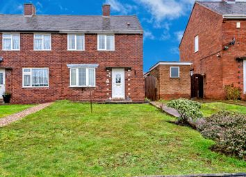 Thumbnail 2 bed semi-detached house for sale in Saturn Road, Cannock