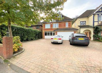 Thumbnail Detached house to rent in Onslow Crescent, Woking