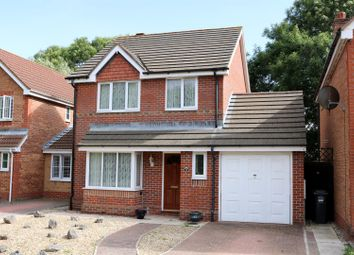 Thumbnail 3 bedroom detached house for sale in Capell Close, Weston-Super-Mare
