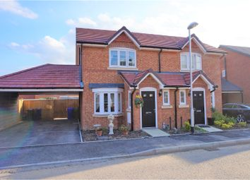 Thumbnail 3 bed semi-detached house for sale in Lavender Avenue, Minster-On-Sea