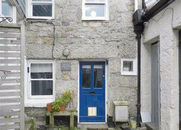 Back Street, St. Ives TR26. 1 bed cottage for sale