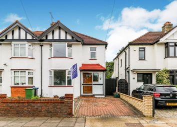 3 bed semi-detached house to rent in Princes Avenue, Tolworth, Surbiton KT6
