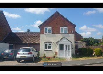 Thumbnail 1 bed semi-detached house to rent in St. Marys Way, Burghfield Common, Reading